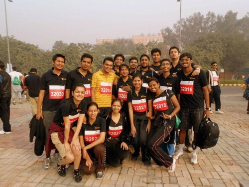 FMS Delhi: Outing & Extra Curricular