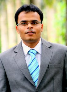 Regan Bharti - IIM Calcutta - Class of 2013
