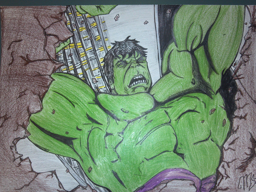 Hulk SMASH!!! Ever wanted to do this?