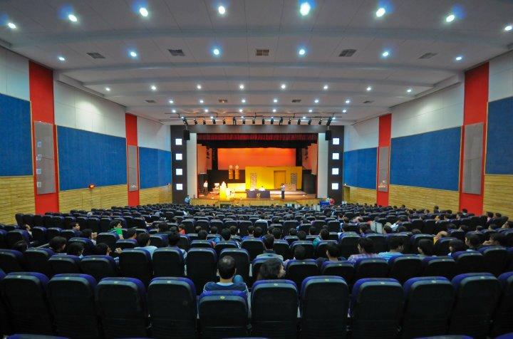 7 auditorium interior