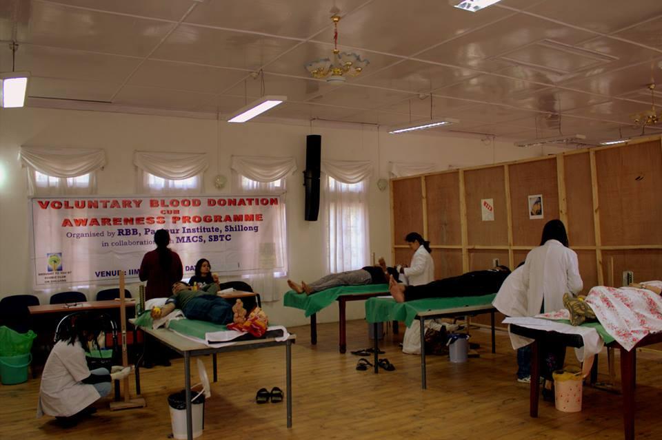 blooddonation camp_insideiim