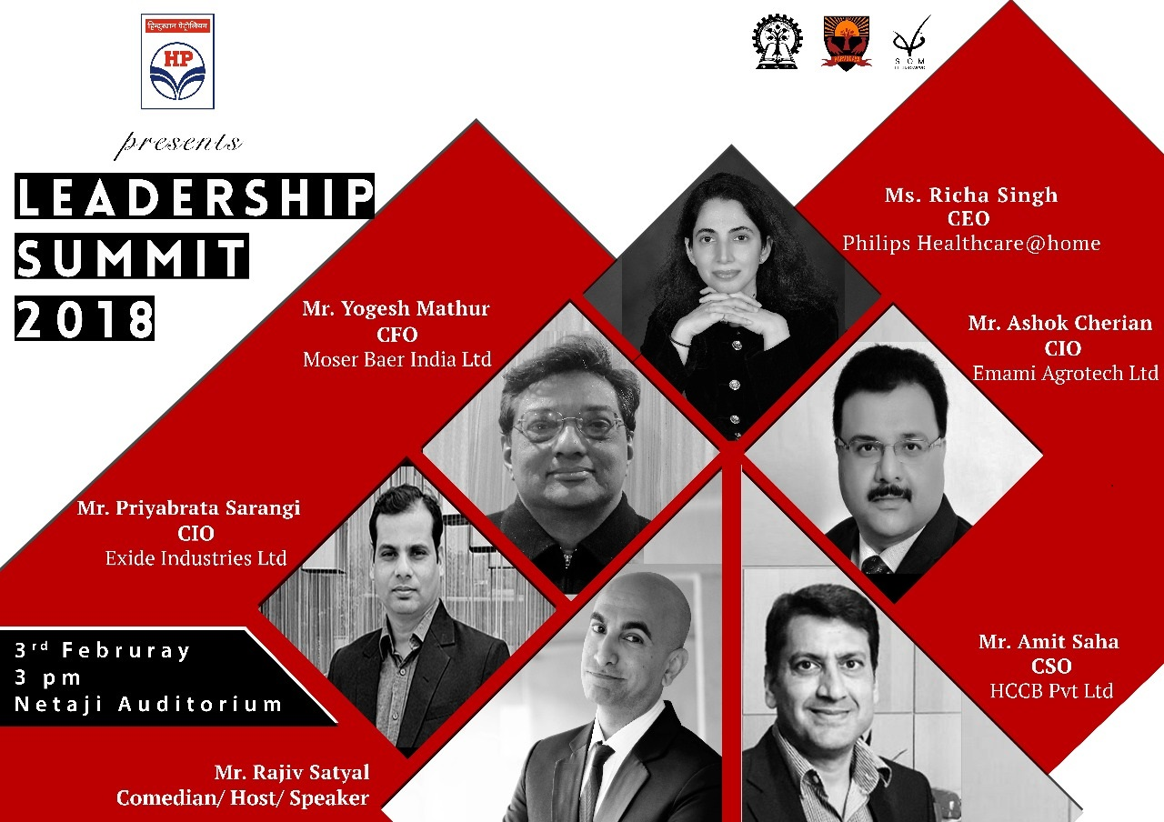 VGSoM IIT Kharagpur Leadership Summit