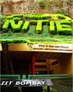 NITIE vs SJMSOM IIT Bombay