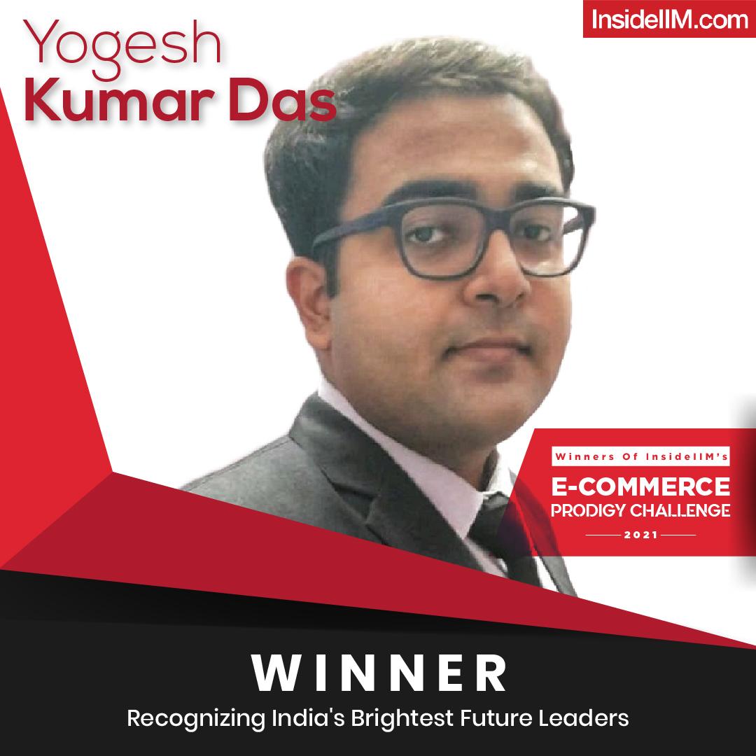 Yogesh - Winner